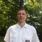 Sascha Hahn - Vorstand des Trommler und Pfeiferkorps Aachen-Brand